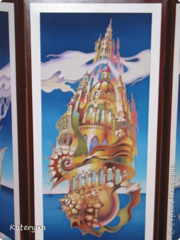 В нашем городе подходит к концу выставка работ удивительно талантливой женщины,художника Ольги Калининой. Хочу познакомить и вас,уважаемые гости и жители Страны Мастеров,с этими чудесными работами. Желаю приятного просмотра! фото 2