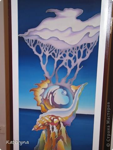 В нашем городе подходит к концу выставка работ удивительно талантливой женщины,художника Ольги Калининой. Хочу познакомить и вас,уважаемые гости и жители Страны Мастеров,с этими чудесными работами. Желаю приятного просмотра! фото 3