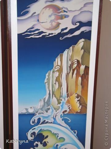 В нашем городе подходит к концу выставка работ удивительно талантливой женщины,художника Ольги Калининой. Хочу познакомить и вас,уважаемые гости и жители Страны Мастеров,с этими чудесными работами. Желаю приятного просмотра! фото 4