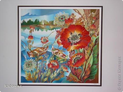 В нашем городе подходит к концу выставка работ удивительно талантливой женщины,художника Ольги Калининой. Хочу познакомить и вас,уважаемые гости и жители Страны Мастеров,с этими чудесными работами. Желаю приятного просмотра! фото 6