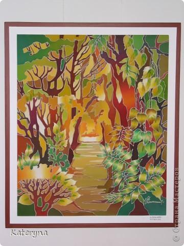 В нашем городе подходит к концу выставка работ удивительно талантливой женщины,художника Ольги Калининой. Хочу познакомить и вас,уважаемые гости и жители Страны Мастеров,с этими чудесными работами. Желаю приятного просмотра! фото 7