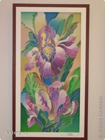 В нашем городе подходит к концу выставка работ удивительно талантливой женщины,художника Ольги Калининой. Хочу познакомить и вас,уважаемые гости и жители Страны Мастеров,с этими чудесными работами. Желаю приятного просмотра! фото 9
