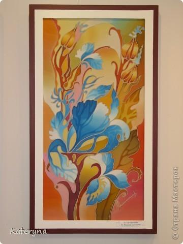 В нашем городе подходит к концу выставка работ удивительно талантливой женщины,художника Ольги Калининой. Хочу познакомить и вас,уважаемые гости и жители Страны Мастеров,с этими чудесными работами. Желаю приятного просмотра! фото 10