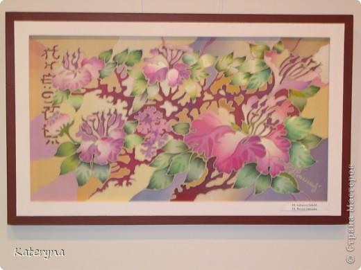 В нашем городе подходит к концу выставка работ удивительно талантливой женщины,художника Ольги Калининой. Хочу познакомить и вас,уважаемые гости и жители Страны Мастеров,с этими чудесными работами. Желаю приятного просмотра! фото 11