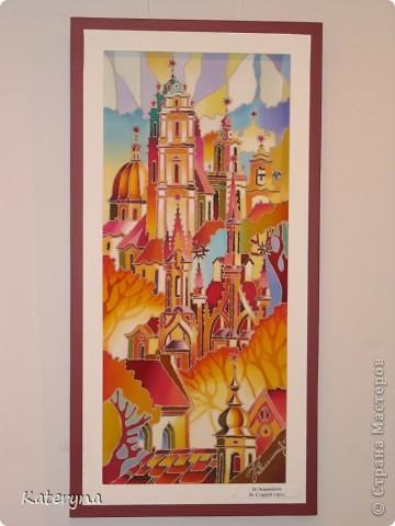 В нашем городе подходит к концу выставка работ удивительно талантливой женщины,художника Ольги Калининой. Хочу познакомить и вас,уважаемые гости и жители Страны Мастеров,с этими чудесными работами. Желаю приятного просмотра! фото 15
