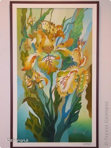 В нашем городе подходит к концу выставка работ удивительно талантливой женщины,художника Ольги Калининой. Хочу познакомить и вас,уважаемые гости и жители Страны Мастеров,с этими чудесными работами. Желаю приятного просмотра! фото 14