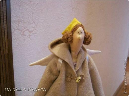 Тильда Осенний ангел. фото 2