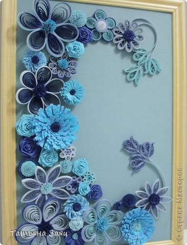 Микс из синеньких цветочков. фото 2