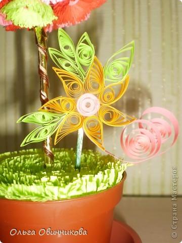 бабочку и цветочек делала моя дочь Кристинка фото 4