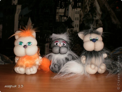 мои первые котятки фото 1