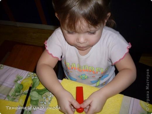 Этой открыткой София(3,2г)поздравила тётю с Днём рождения фото 4