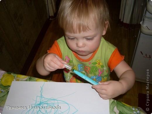 Этой открыткой София(3,2г)поздравила тётю с Днём рождения фото 17