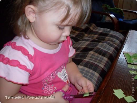 Этой открыткой София(3,2г)поздравила тётю с Днём рождения фото 13