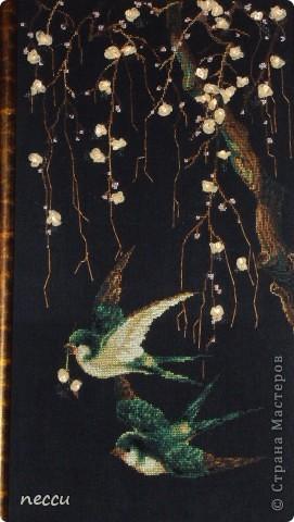 парочка тихих  вечеров завершились вот этой прекрасной птичкой ТУПИК.мы пока что без рамки. фото 4