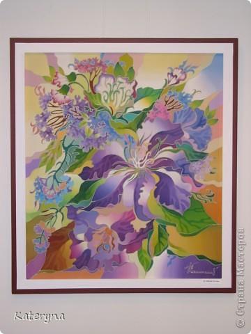 В нашем городе подходит к концу выставка работ удивительно талантливой женщины,художника Ольги Калининой. Хочу познакомить и вас,уважаемые гости и жители Страны Мастеров,с этими чудесными работами. Желаю приятного просмотра! фото 16