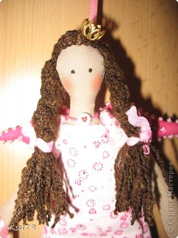 Вот такая принцесса родилась в подарок хорошей девочке (подростку) Кате. фото 3