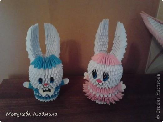 Славные зайчата!
