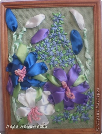Лилии в цвету фото 1