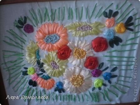 Лилии в цвету фото 2