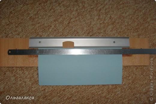 Приспособление для нарезания бумаги для квиллинга