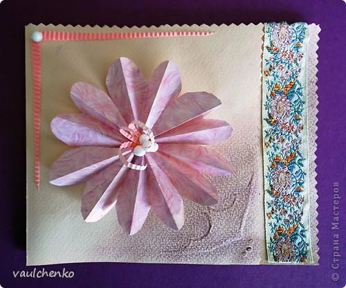 Сначала училась делать цветок из сердечек... фото 1