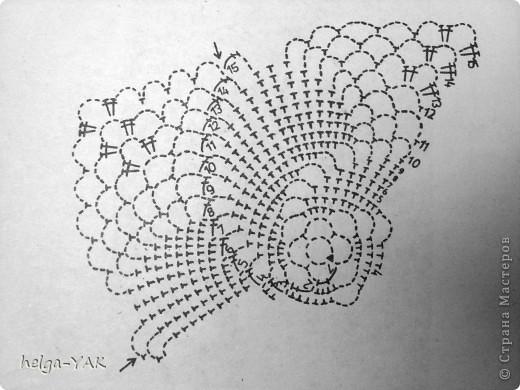 Гардероб Вязание крючком Белое