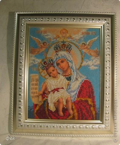 Богородица Умиление фото 4