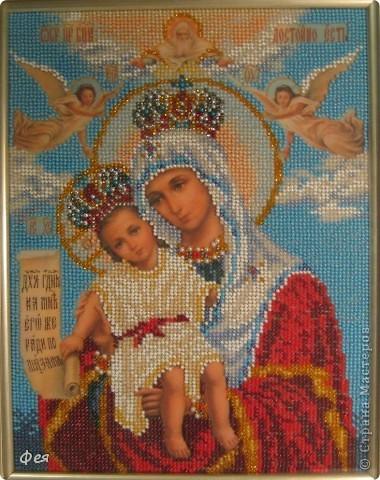 Богородица Умиление фото 5