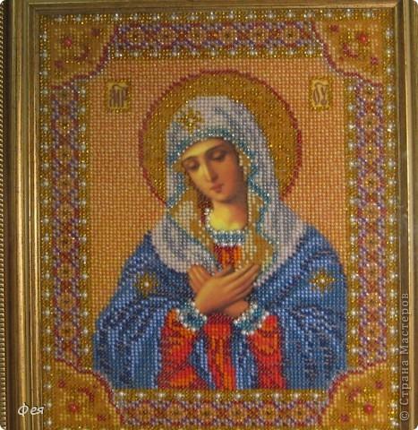 Богородица Умиление фото 2