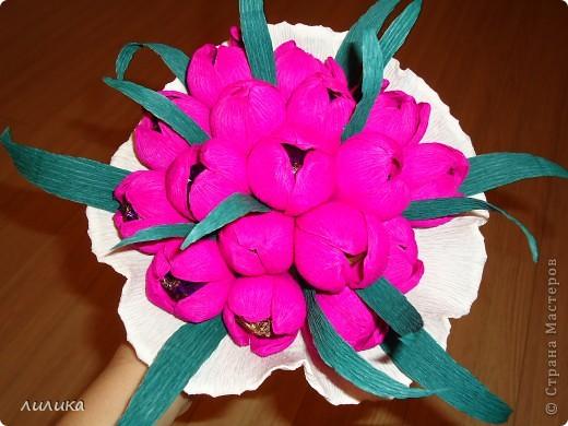 Белые тюльпаны. фото 3