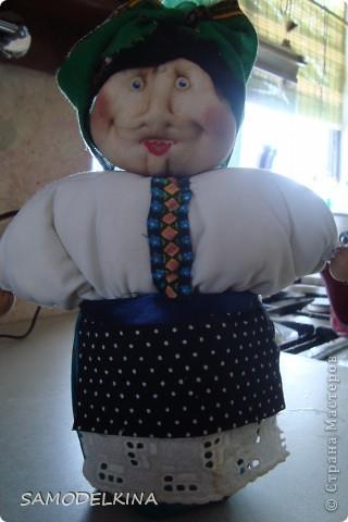 Первые куклы по МК Ликмы фото 1