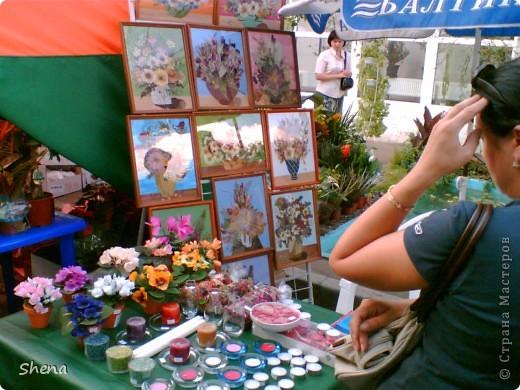 "Флора 2007. Мои работы в технике ""ошибана"". фото 1"