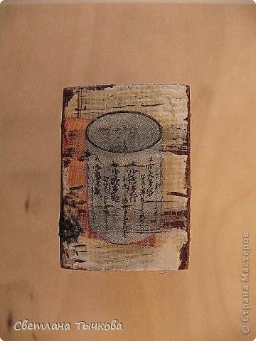 набор подставочек для чайной церемонии фото 4
