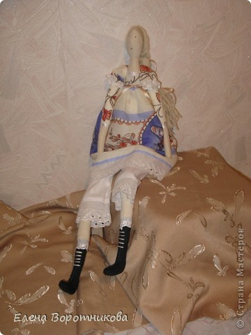 Мои куклы Тильда. фото 1