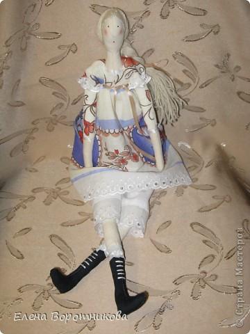 Мои куклы Тильда. фото 2