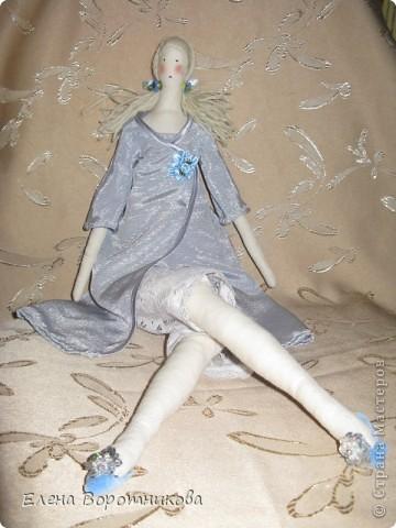 Мои куклы Тильда. фото 3