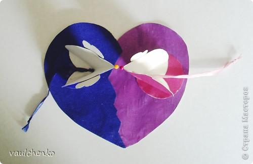 14 февраля и 8 Марта очень сердечные праздники! Идейки валентинок по-моему еще актуальны! Мои девчонки не скучали во время карантина по гриппу.  Ира Зырянова нашла идейки валентинок в Интернете и сделала вот так: фото 6