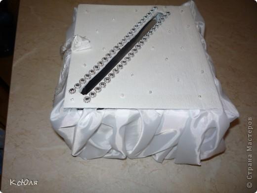 Коробочка с бонбоньерками фото 5