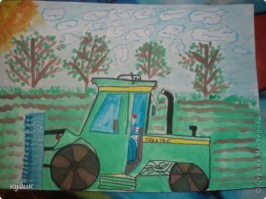 вот такие рисунки он нарисовал на конкурсы в школу фото 2