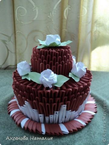 Шоколадный торт. фото 1