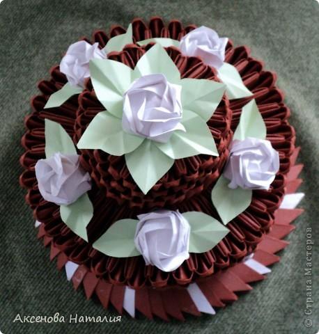 Шоколадный торт. фото 2