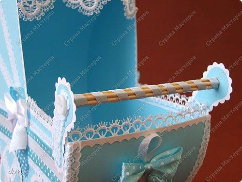 Vasil Dziashkouski hand made. Колясочки созданы под впечатлением от работ Екатерины Тарасовой на http://www.creative-decor.info/каталог-работ/свадьба/колясочки-для-сбора-денег-в-пользу-мальчика-или-девочки/ [video:https://www.youtube.com/watch?v=W_rB0jD-cFg width:640 height:480] фото 7