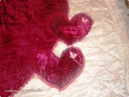 Одежда для стола ко дню Святого Валентина фото 7