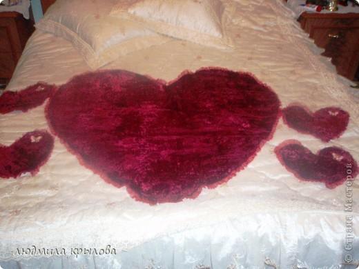 Одежда для стола ко дню Святого Валентина фото 8