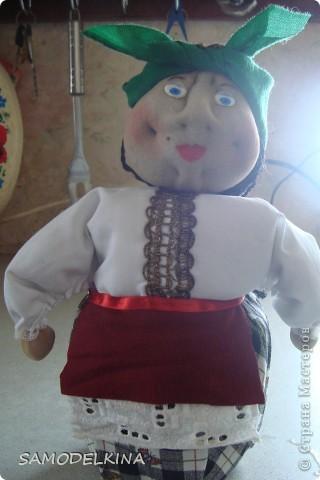 Первые куклы по МК Ликмы фото 2