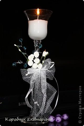 Свадебная свеча!