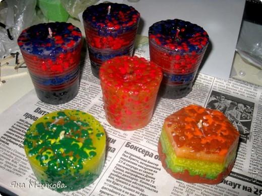 Мои первые свечи! фото 1