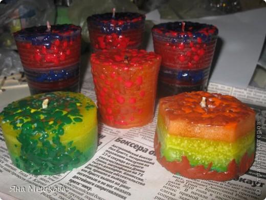 Мои первые свечи! фото 5