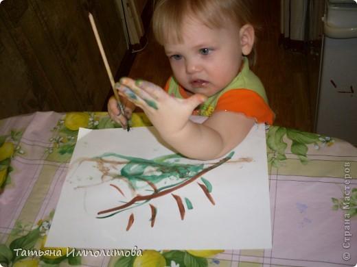 Рисовала София 3,2г,я помогала со стебельками колокольчиков фото 10