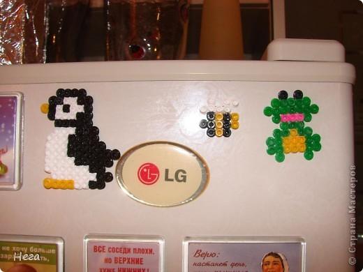 магниты на холодильник из термо-мозайки фото 1